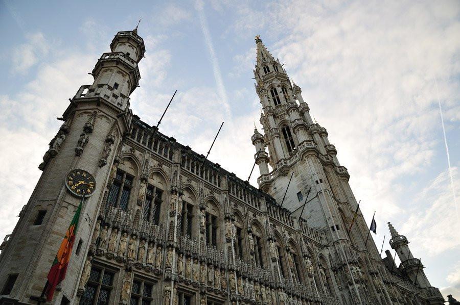 Hôtel de Ville - Bruxelas