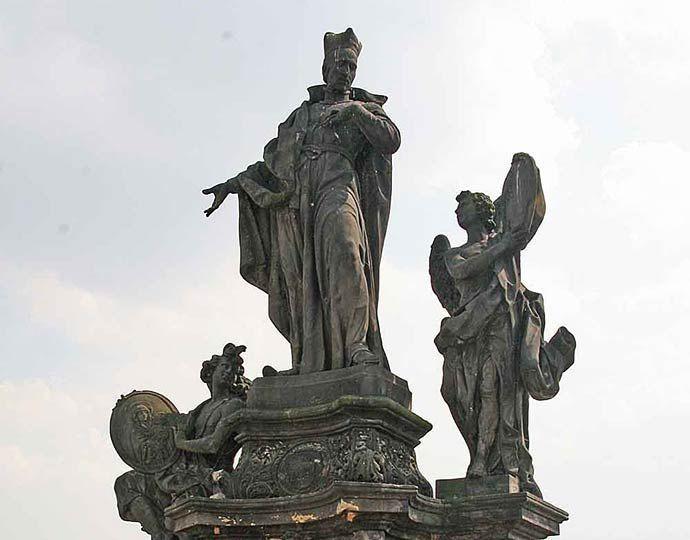São Francisco Borja - Praga - Ponte Carlos - República Tcheca