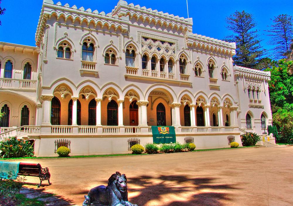 Palacio Vergara - Viña del Mar - Chile