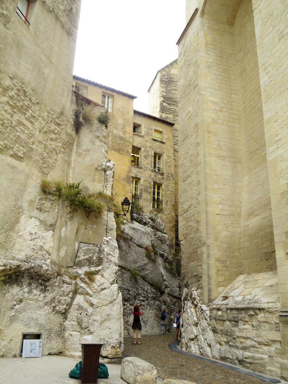 Entrada Palais des Papes - Avignon