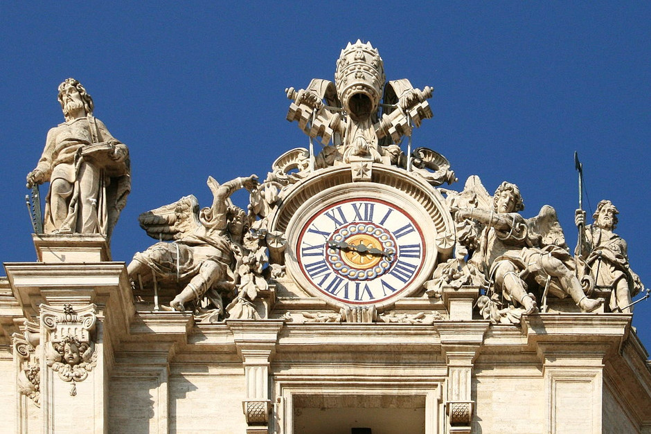 O fuso horário na Itália