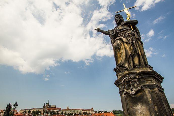 São João Batista - Praga - República Tcheca