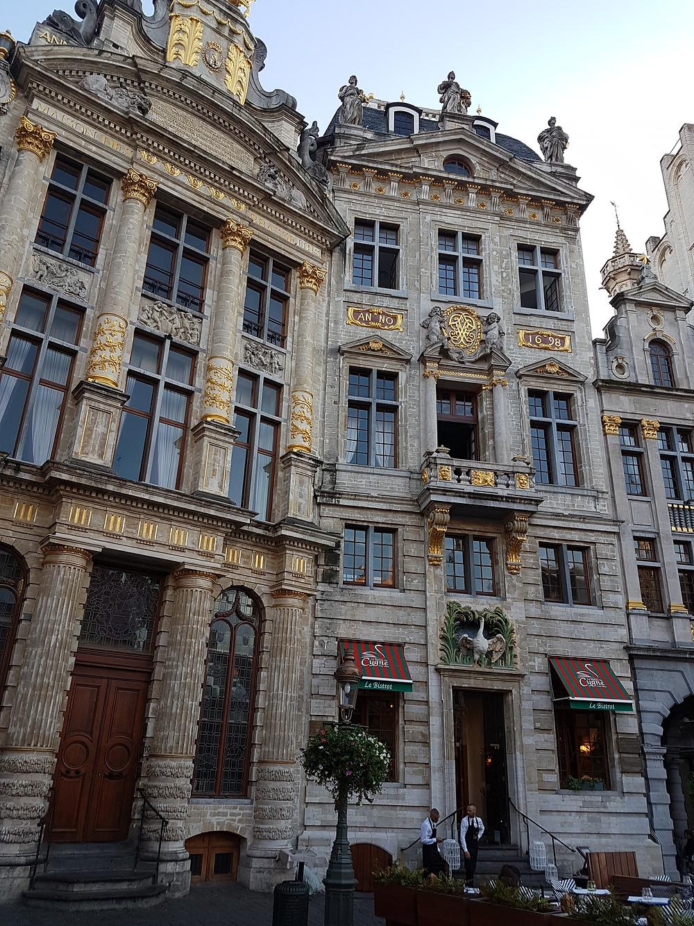 Maison Le Cygne - Grote Markt - Bruxelas