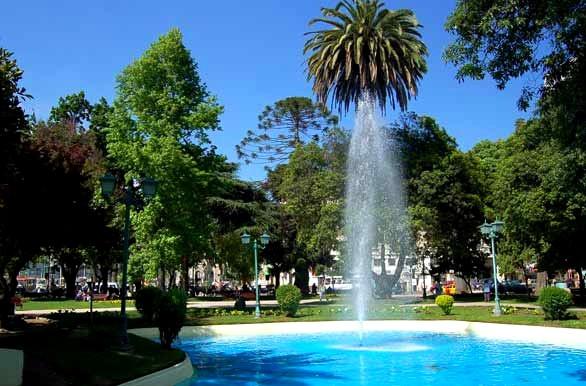Plaza Vergara - Viña del Mar - Chile