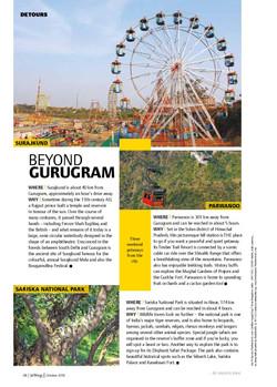 Detours from Gurgaon