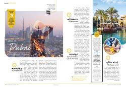 Dubai for Air India