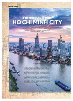 A Rendezvous with Ho Chi Minh City