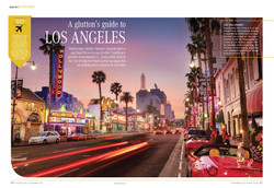 A Glutton's Guide to Los Angeles