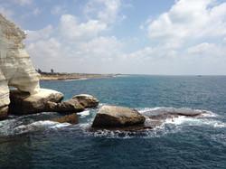 Rosh Haniqra, Israel