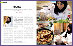 Interview with Chef Khulood Atiq