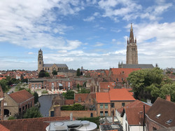 Bruges for Miss Malini