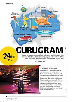 24-hour Guide to Gurugram