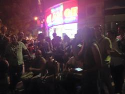 Street Karaoke in Jerusalem