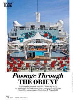 Passage Through The Orient