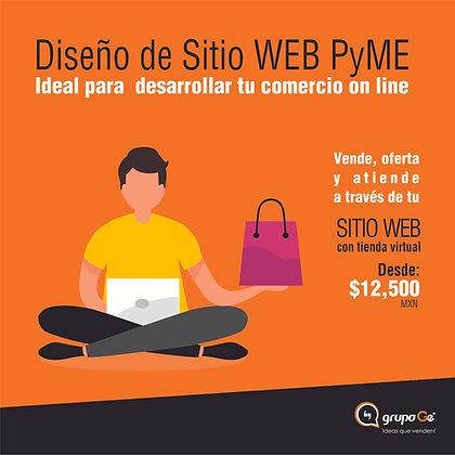 Diseño Web  Plan Óptimo - PyME
