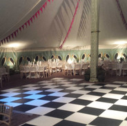 Venue dining room