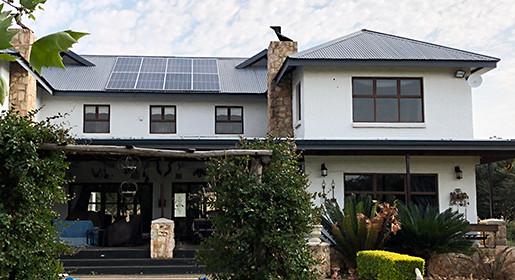 Residential Hybrid Solar Power