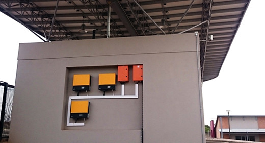 Commercial Grid-Tie Solar Power