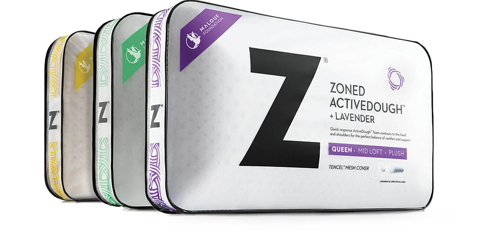 Zoned Dough® Essential Oil Pillow