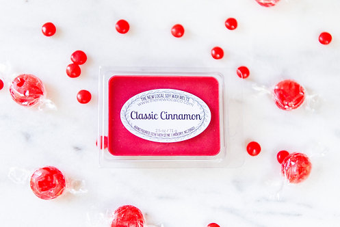 Classic Cinnamon 2.5 oz Wax Melt Pack