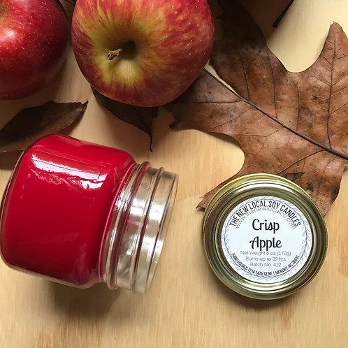 Crisp Apple 6 oz Candle