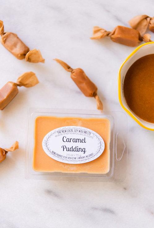 Caramel Pudding 2.5 oz Wax Melt Pack