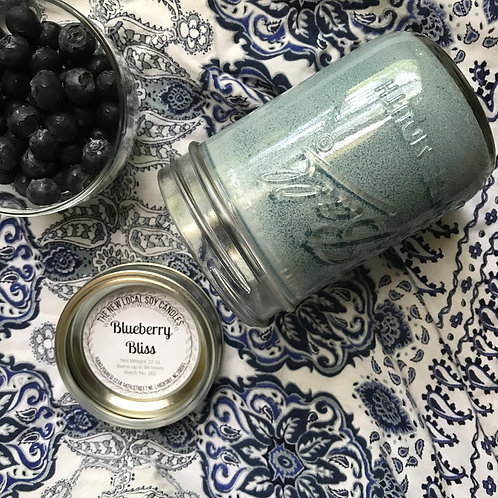 Blueberry Bliss 12 oz Candle