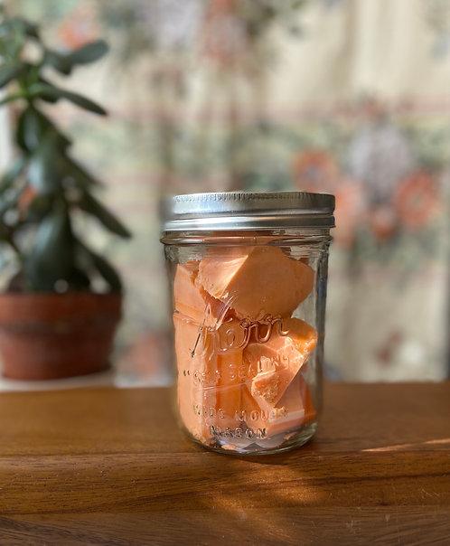 Spicy Pumpkin 5.85 oz Wax Melts Jar