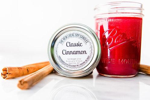 Classic Cinnamon 12 oz Candle