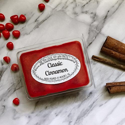 Classic Cinnamon 3 oz Wax Melt Pack