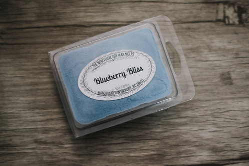Blueberry Bliss 3 oz Wax Melt Pack