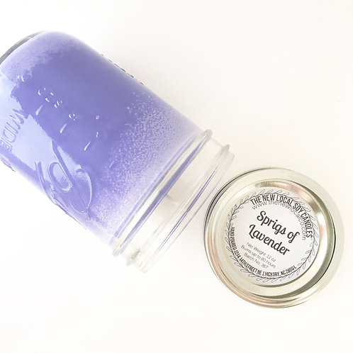 Sprigs of Lavender 12 oz Candle