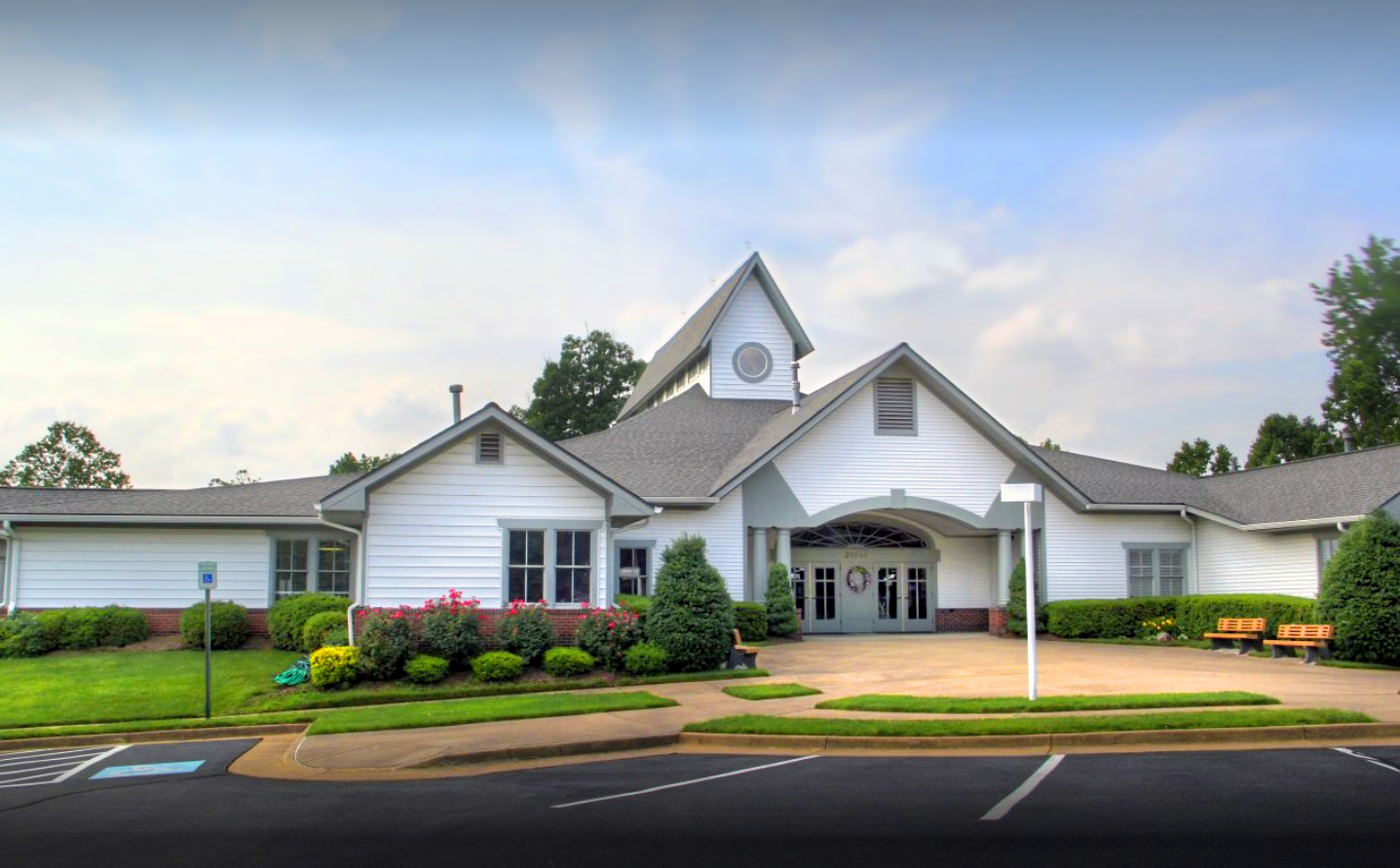 POTOMAC BAPTIST CHURCH