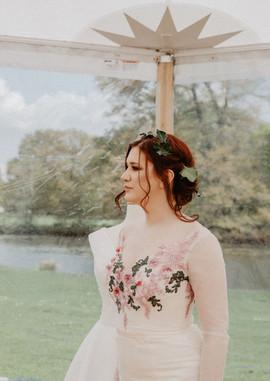 Photographer - Nicki Shea Photography  Dress - Fiona Elizabeth Couture