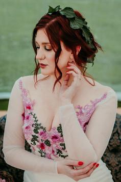 Photographer - Kirsty Rockett Photo Dress - Fiona Elizabeth Couture