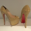 Thumbnail: Christian louboutin crystal pumps 38