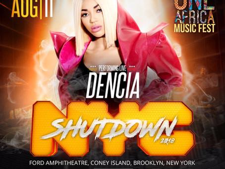 Dencia Live In New York