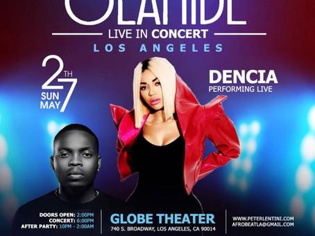 Dencia Live In La 05/27