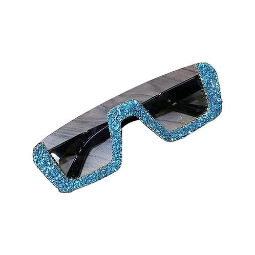 Blu Dencia Billionaire crystal-embellished sunglasses