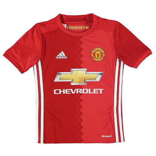 Manchester United T shirt (Signed by player of your choice)