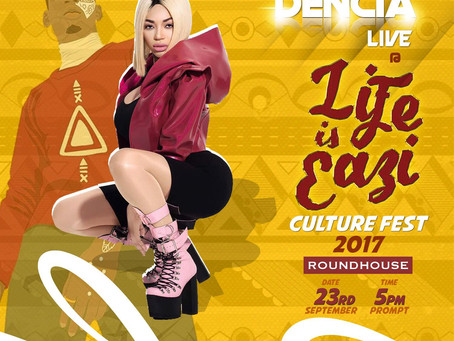 Dencia Live In London Sept 23rd.