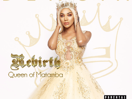 "Dencia's Debut Album ""Rebirth"" Lands #3 on US world Music Charts in less than 12 Hours"