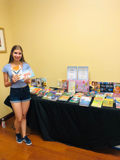 Read to Succeed Book Donations 2019