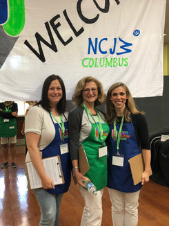 Co-Chairs and NCJW President