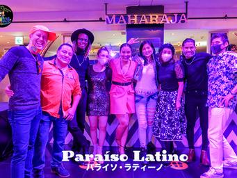 Paraíso Latino @ Maharaja minami