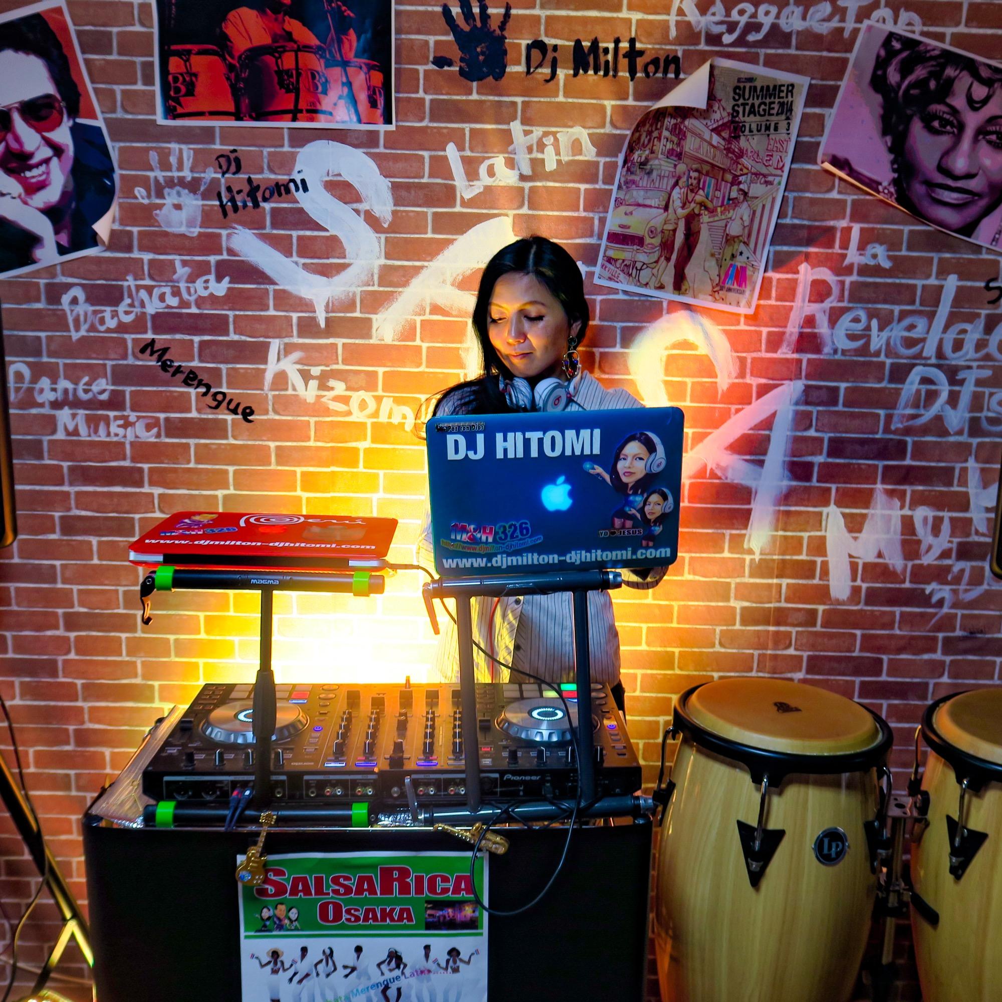 DJ Hitomi