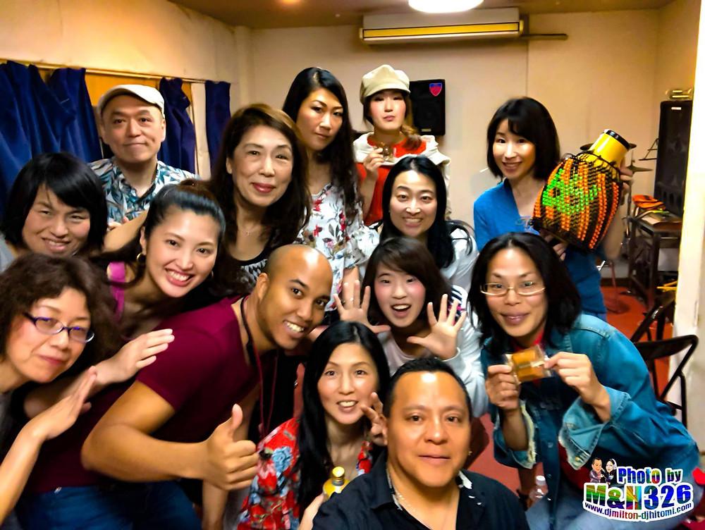 ¡Sábado d'la Rumba Osaka!