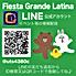 LINE - Fiesta Grande Latina Osaka