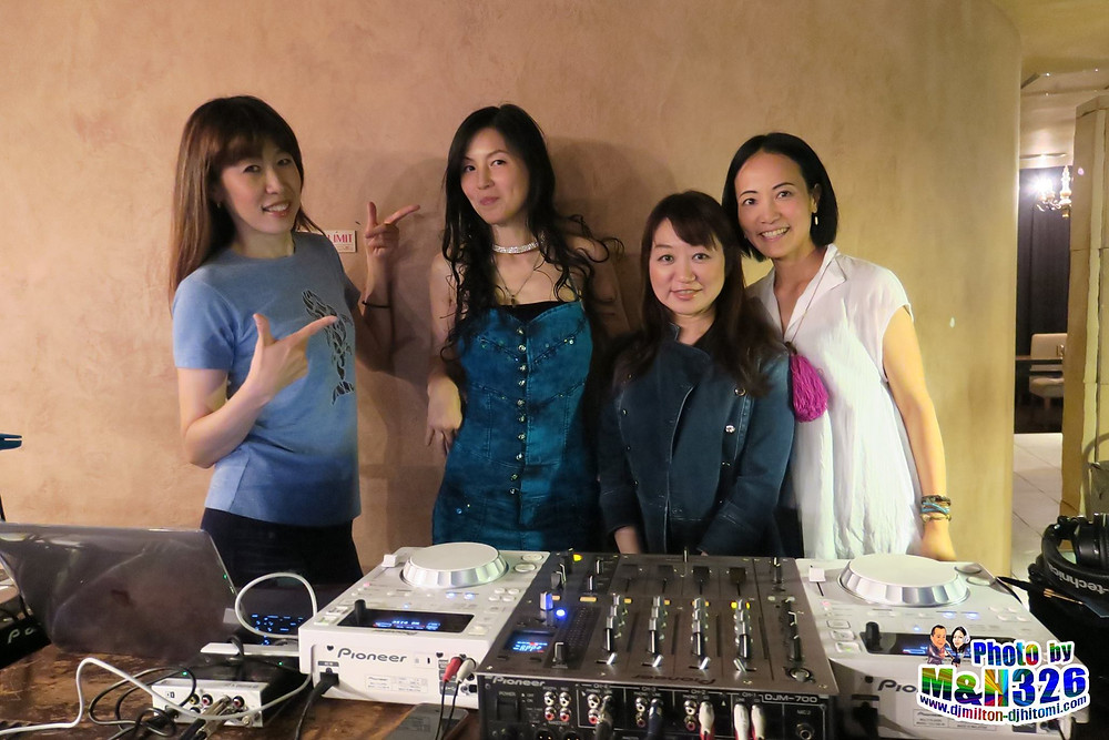 PEGAO Social ★ Female DJ Expo