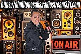 DJ Milton Osaka Japan Peru